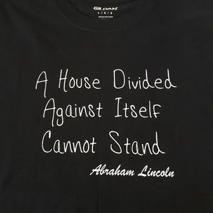 100% handmade vinyl tee unisex size shirt